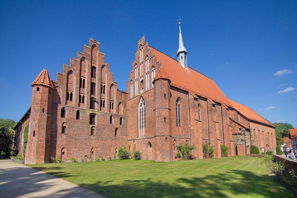 Kloster und St.Marienkirche Wienhausen