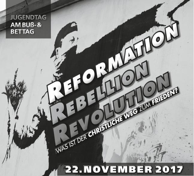 Plakatmotiv Jugendtag 2017